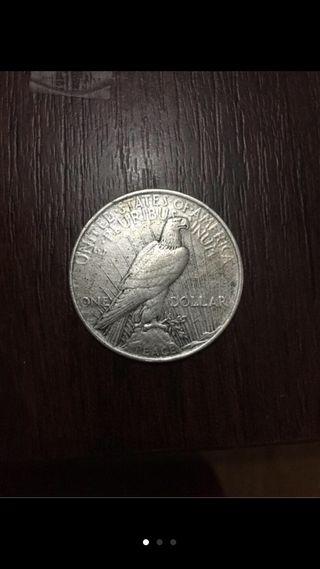 Dólar Plata 1923