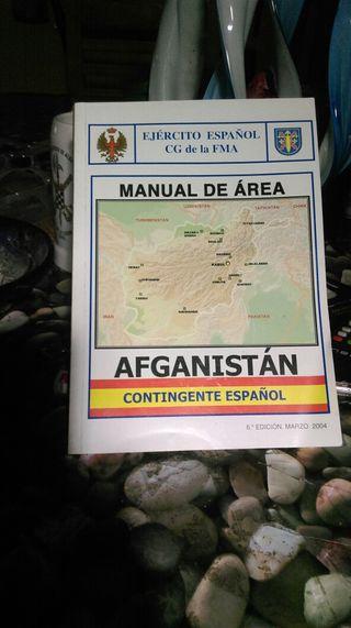 MANUAL AFGANISTAN