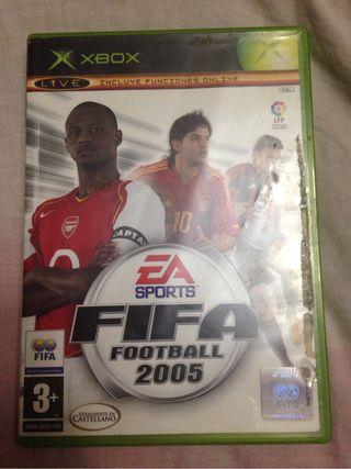 FIFA 2005 para Xbox