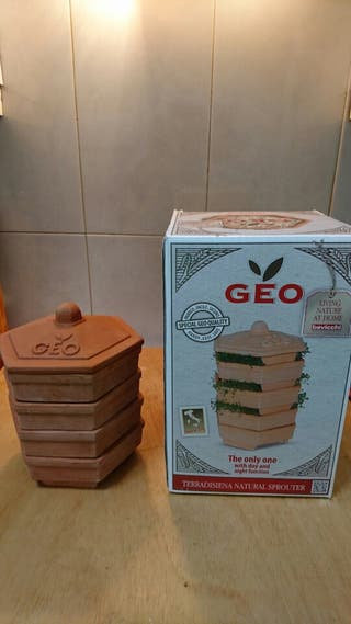 Germinadora Geo cerámica