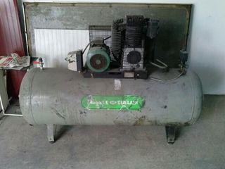 Compresor 500 litros