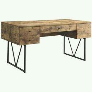 Mueble mesa estudio o despacho de segunda mano por 485 en madrid en wallapop - Muebles segunda mano madrid particulares ...