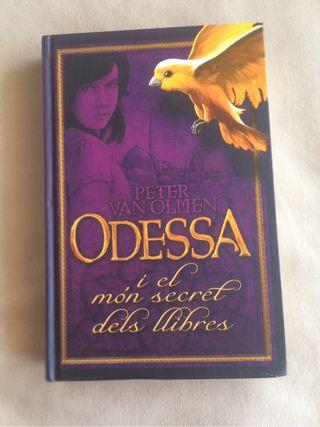 Odessa i el mon secret dels llibres