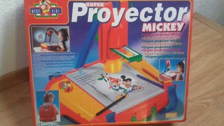 Proyector mickey