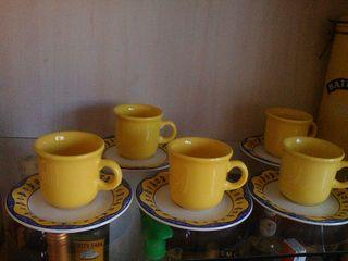 Jyego tazas de Bañon