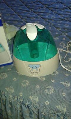 Humificador ultrasonico