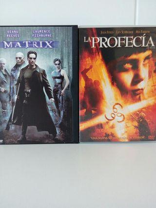 DVD Películas 3€/ud. TODAS 12€
