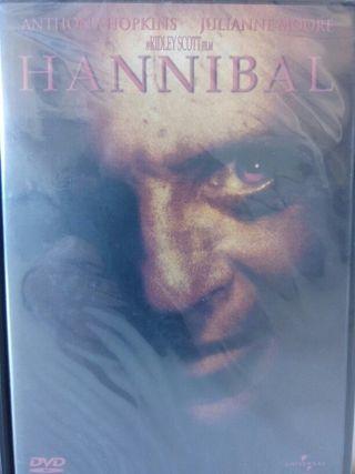 NUEVO DVD Hannibal precintado