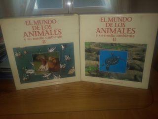 Enciclopedia el mundo de los animales