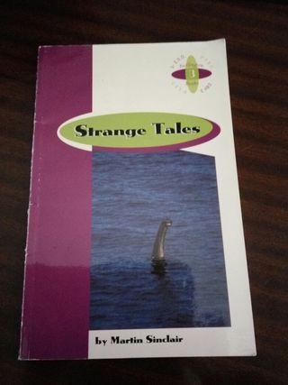 Strange Tales (libro en ingles)
