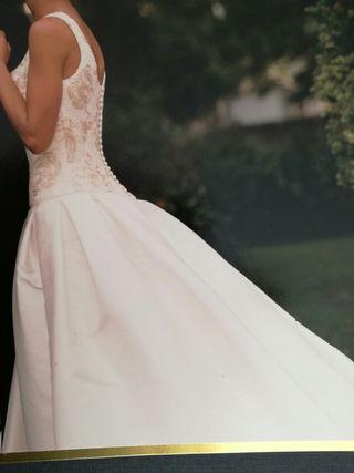 vestido de novia de segunda mano en la provincia de cantabria en