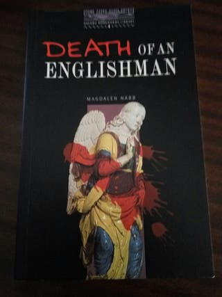 Death of an Englishman (libro en ingles)