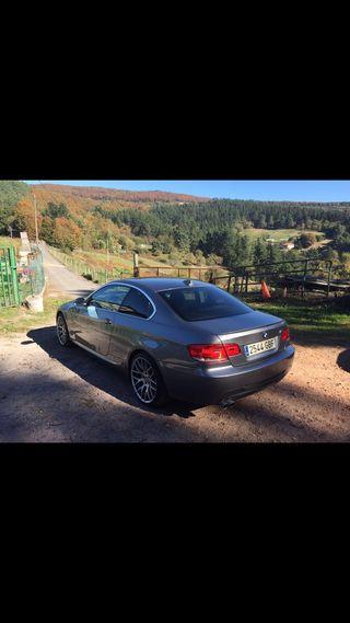 Se vende BMW E92 con todos los extras