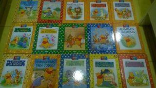 Colección 30 libros infantiles _ Winnie the Pooh.
