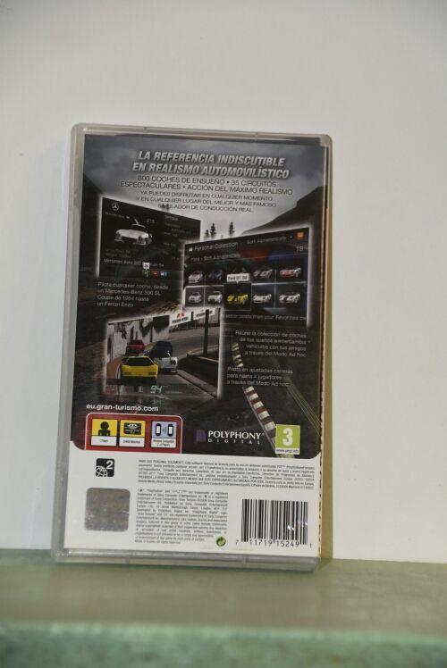 GRAN TURISMO para PSP