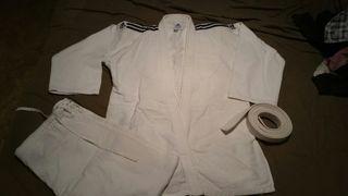 Kimono judo o jiu jitsu