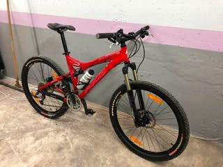 Bicicleta Specialized Stumpjumper 120