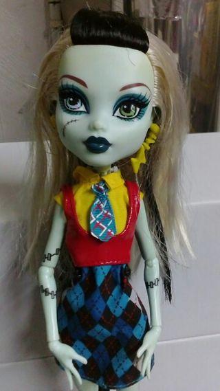 Muñeca Monster High Frankie
