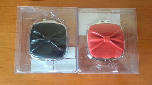 2 cajas espejo para bolso