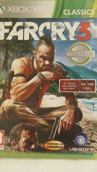 Xbox FARCRY 3