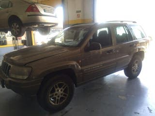 Jeep grand cherokee 2.7CRD