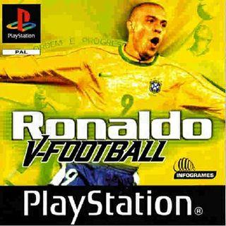 vendo Ronaldo V-Football PS1 PSX