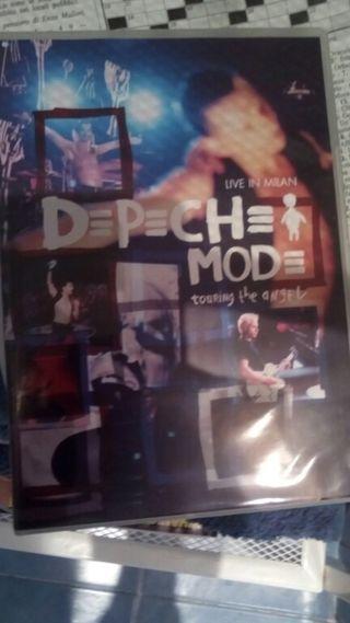 Dvd depeche mode. Live in milan
