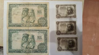 Billetes antiguos L4