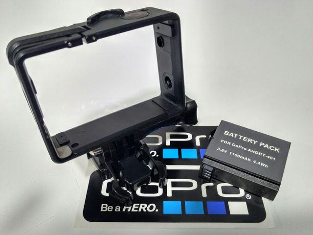 GoPro Hero The Frame + Barería Hero4