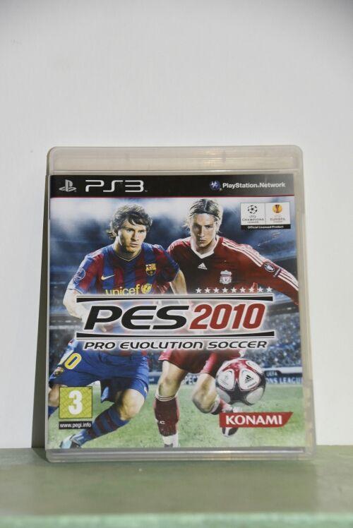 PES 2010 Para play3