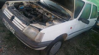 Despiece Peugeot 205