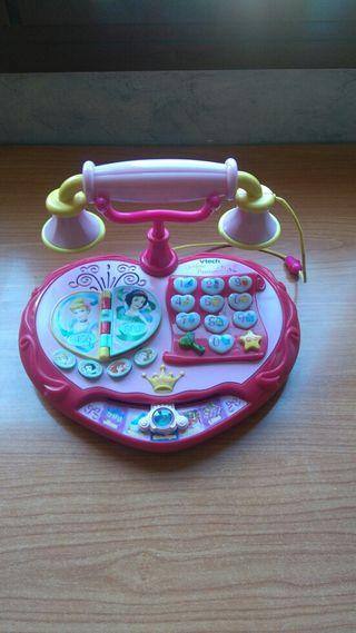 Telefono princesas