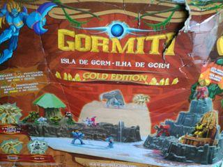 Navidad. Gormiti. Isla de Gorm Gold Edition.