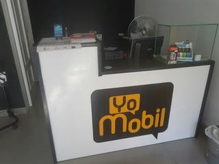 Mostrador de telefonia (yomobil)