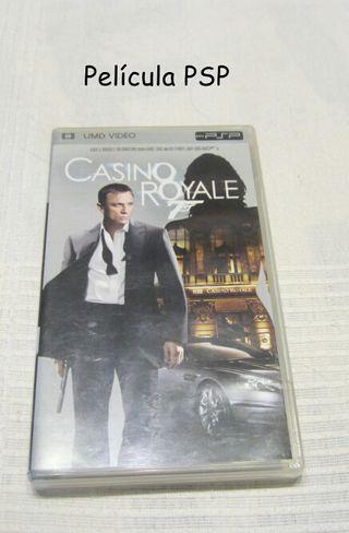 PSP películas y juego