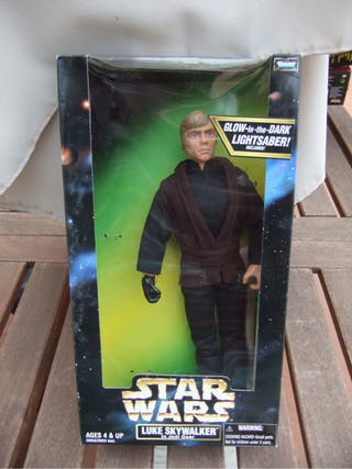 Figura Tamaño 30cm Luke Skywalker Star Wars VI