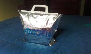 5 acumuladores de frio + bolsa nevera