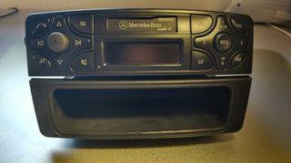 Radio Mercedes Benz w203