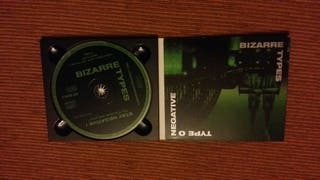 Type o negative - bizarre types cd