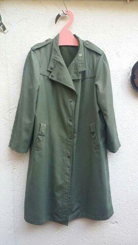 Abrigo largo vintage