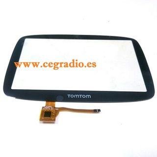 Pantalla táctil para TOMTOM GO 500 5000 510 5100