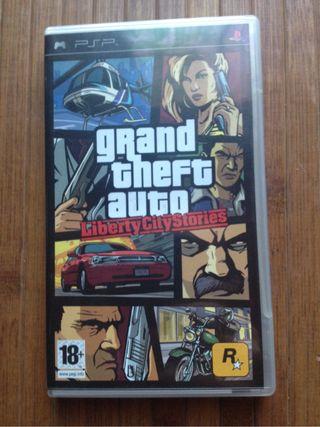 "Grand Theft Auto ""Liberty City Stories"" PSP"