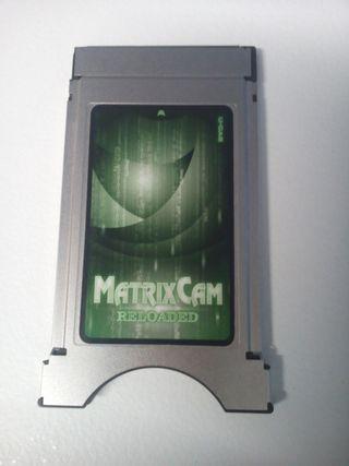 Pcmcia Matrix Cam Reloaded