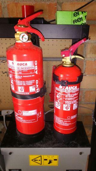 Extintores para coches,turismos y furgonetas