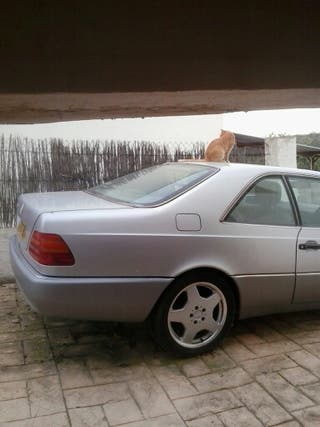 Mercedes Benz S500 Coupe W140 - 1994