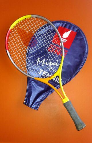 Raqueta tenis mini 5-7