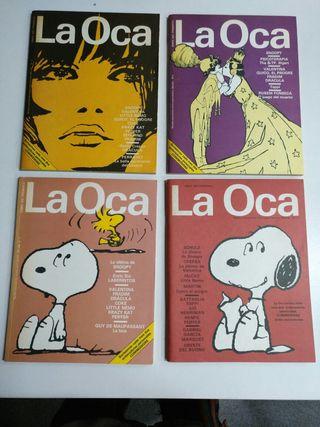 Revistas La Oca