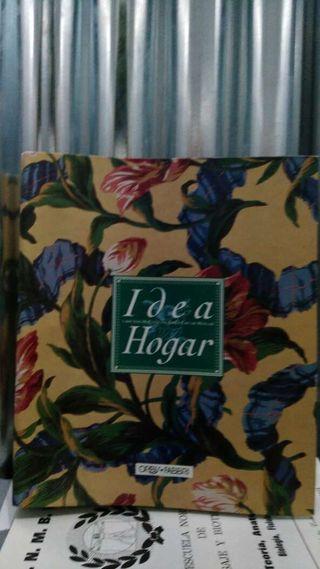 Libro Ideas Para el hogar