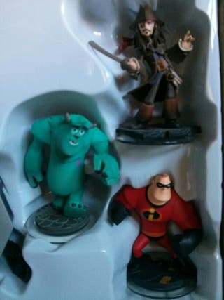 Disney infinity wii started pack
