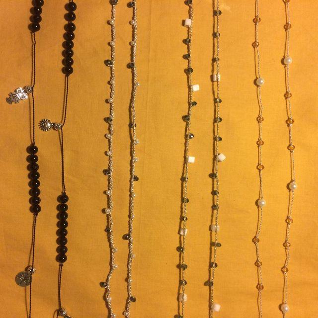 Collares con piedras y Swarovski Made in Italy